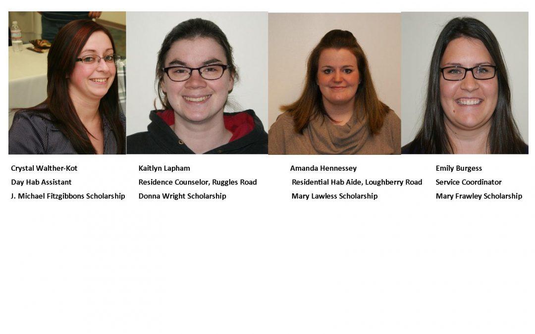2015 Scholarship recipients!