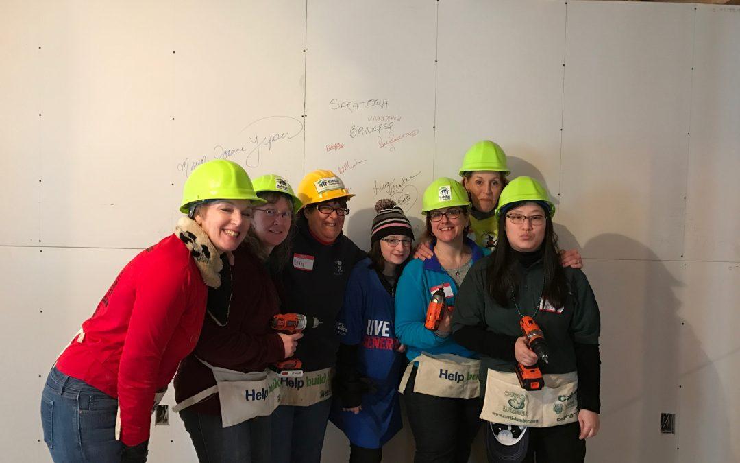 Women Build!